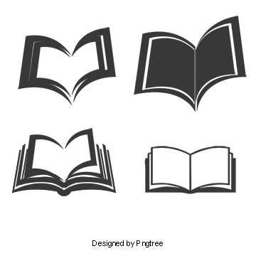 Open Book PNG Images.