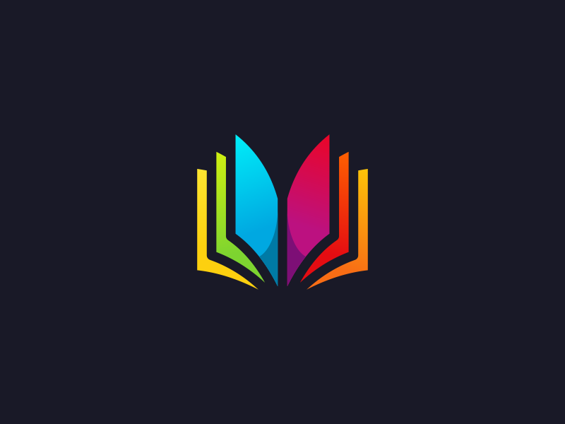 Book Logo Design.