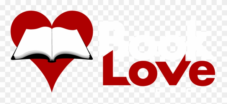 Book Love Space Logo With White Lettering.