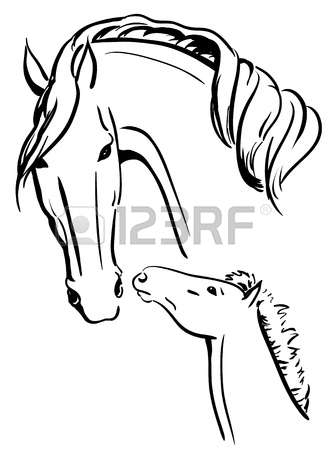 5,225 Mare S Stock Vector Illustration And Royalty Free Mare S Clipart.