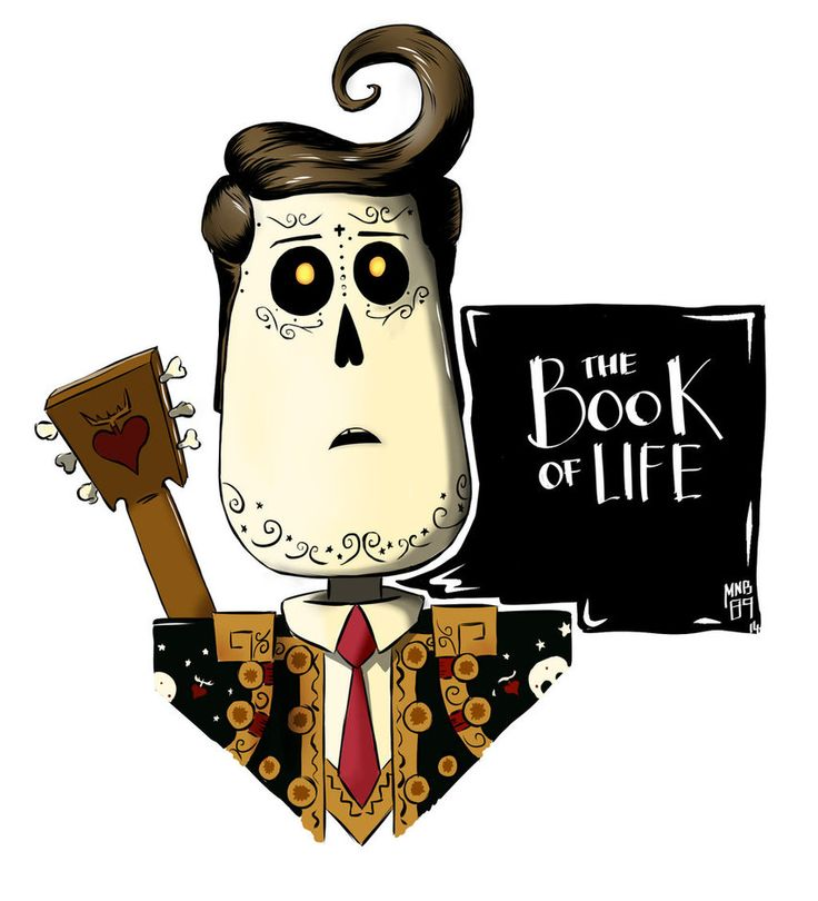 Book Of Life Clipart.