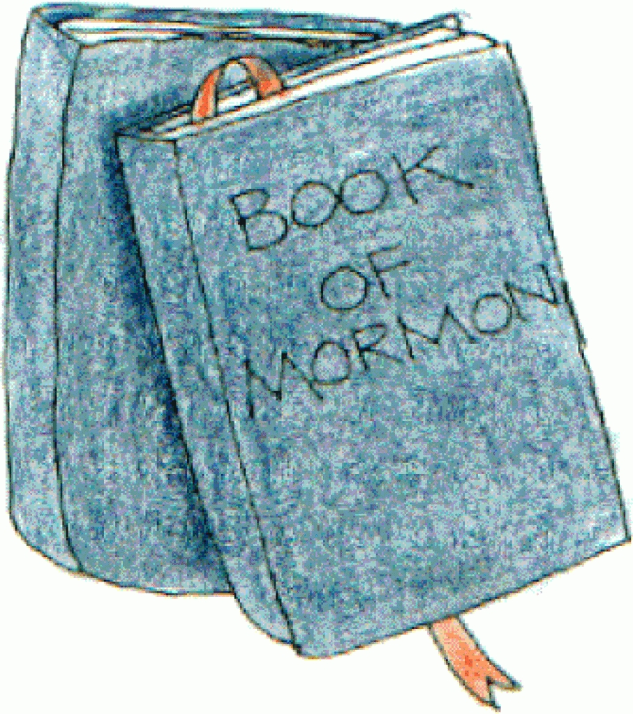 80+ Book Of Mormon Clip Art.