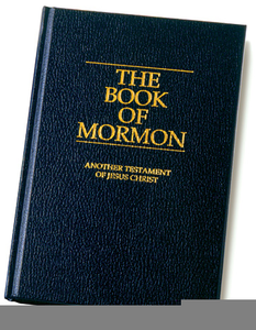 Book Of Mormon Prophet Clipart.