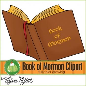 88+ Book Of Mormon Clipart.