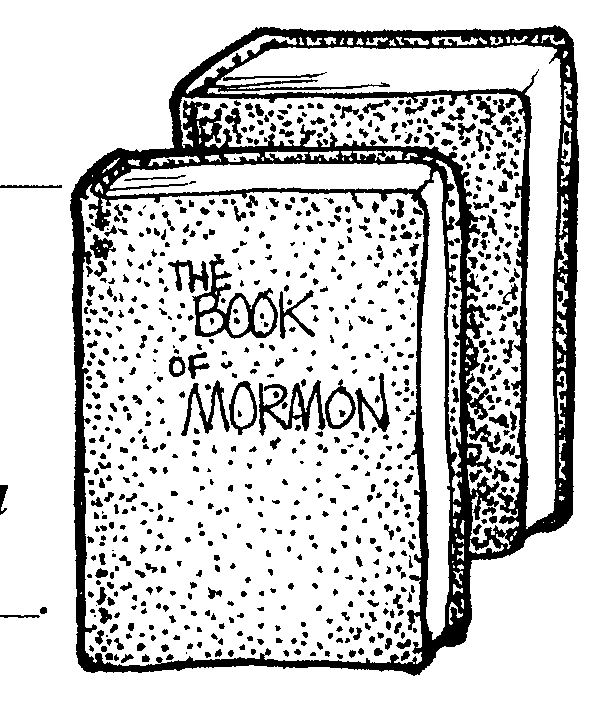 71+ Book Of Mormon Clipart.