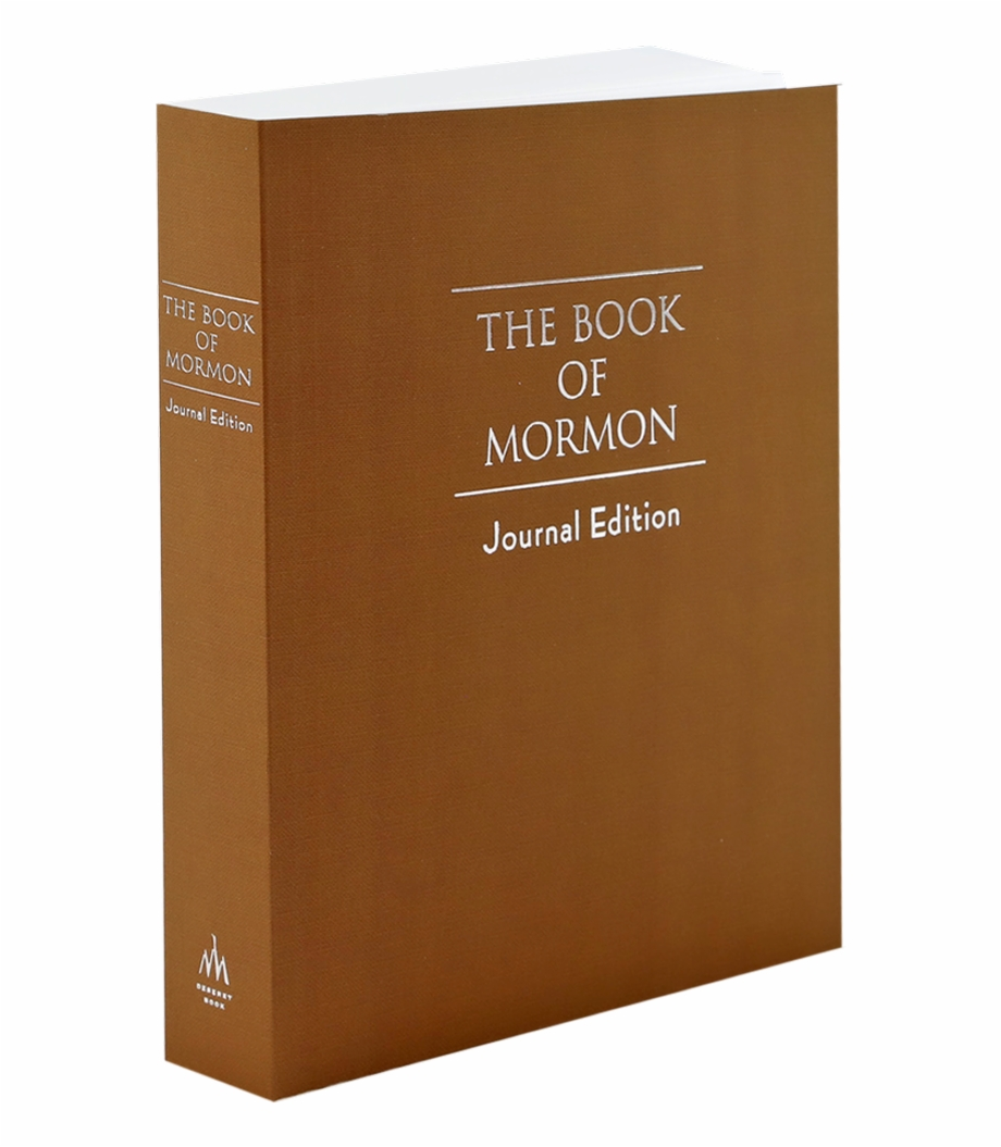 The Book Of Mormon, Journal Edition, Brown Free PNG Images & Clipart.