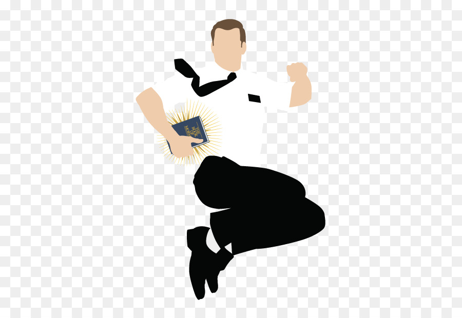 Book Silhouette png download.