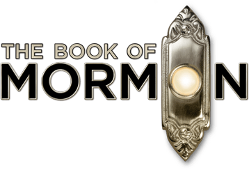The Book Of Mormon Logo transparent PNG.