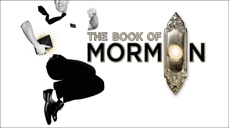 US Army MWR :: View Event :: The Book of Mormon Broadway Musical.