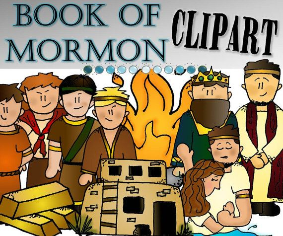 book of mormon prophets clipart #16