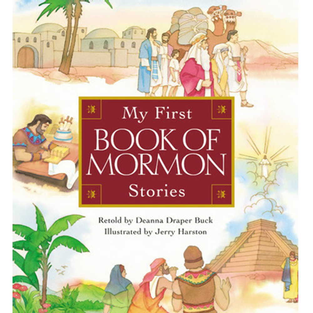 My First Book of Mormon Stories.