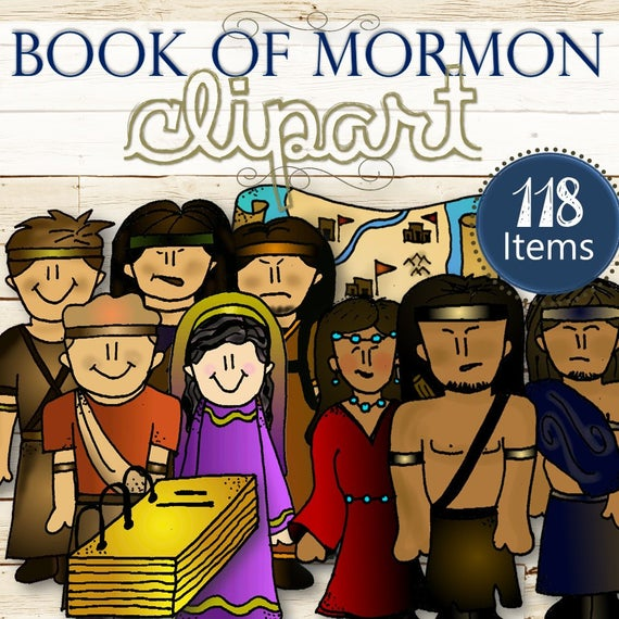 Clipart for Entire Book of Mormon Stories.