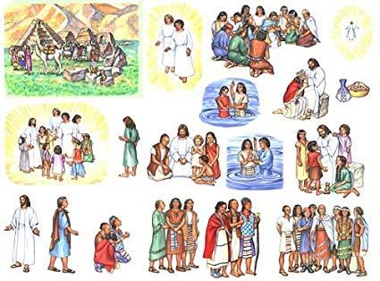 Amazon.com: LDS Story Time Felts Scripture Themed Felt Figurines.