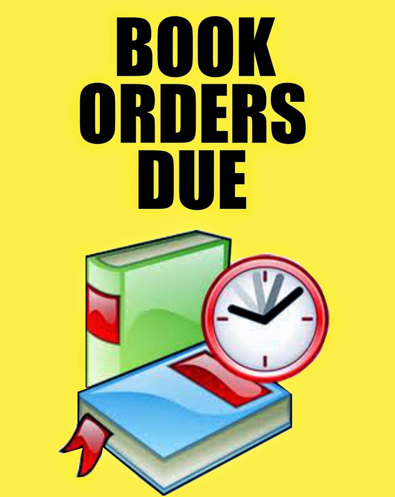 Mr. Rand's 4th Grade: November Book Orders Due Soon.