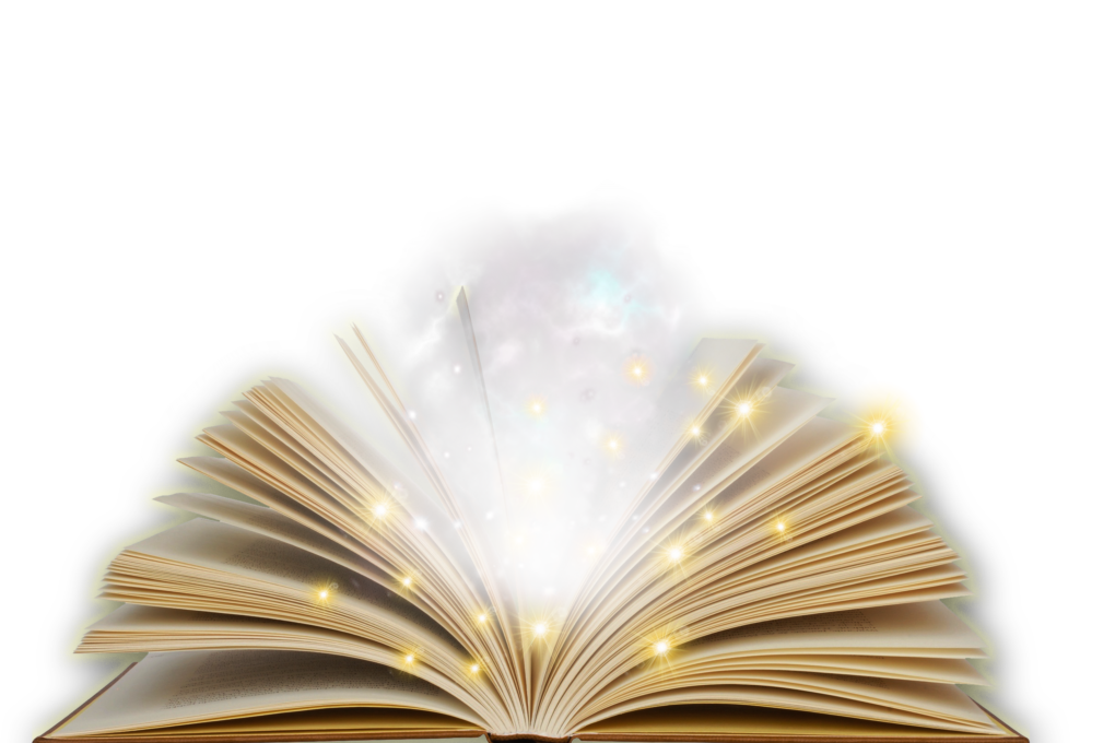 magic book png download.