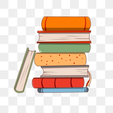 Stack Of Books PNG Images.