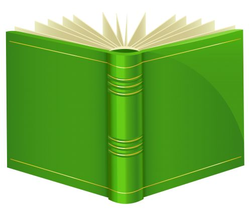 Open Book Clipart Png.