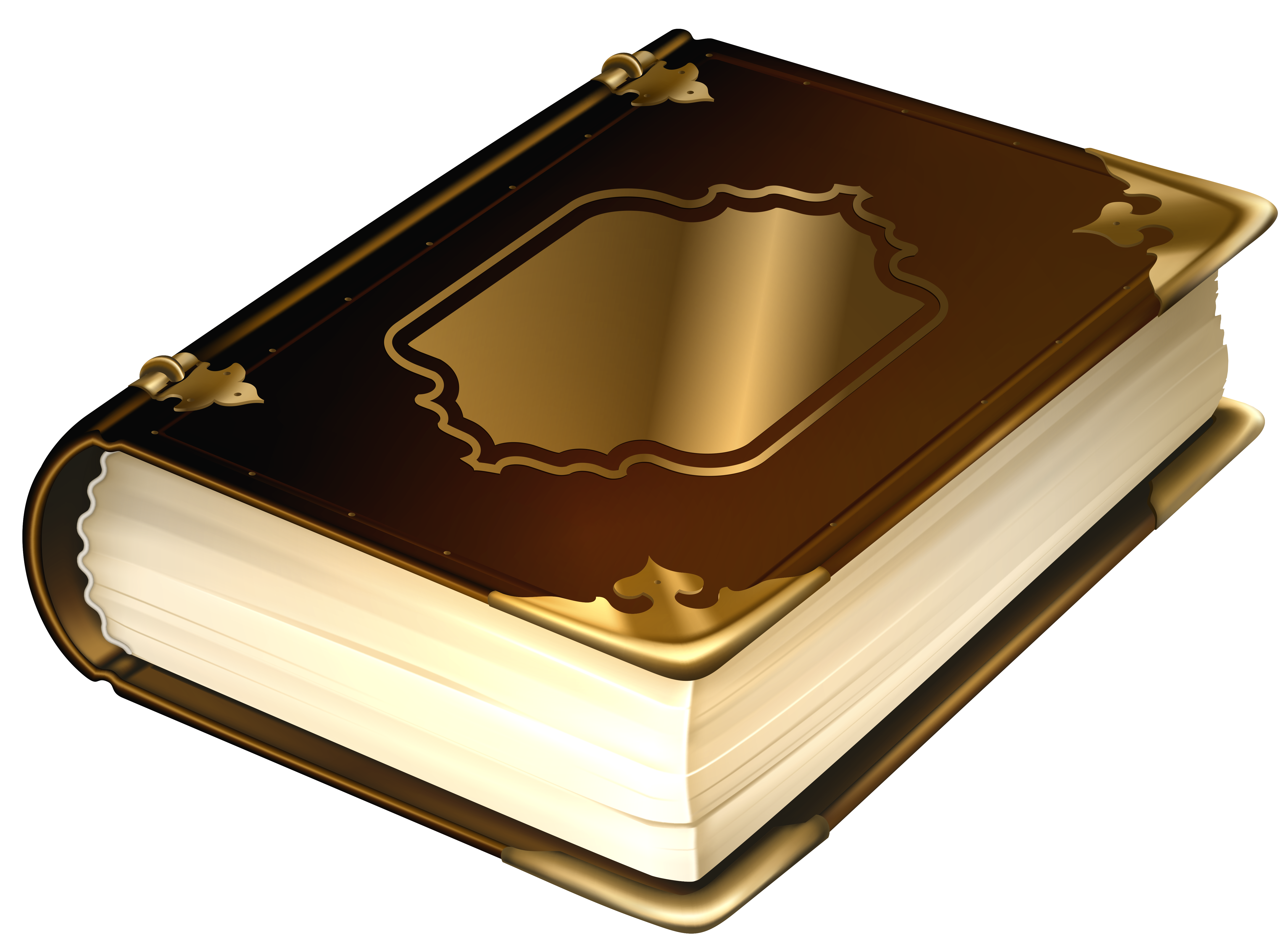 Luxury Book PNG Clipart.