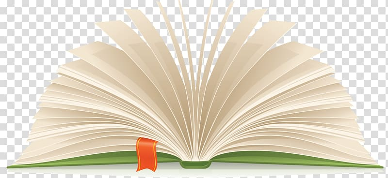 Book cover , Opened books transparent background PNG clipart.