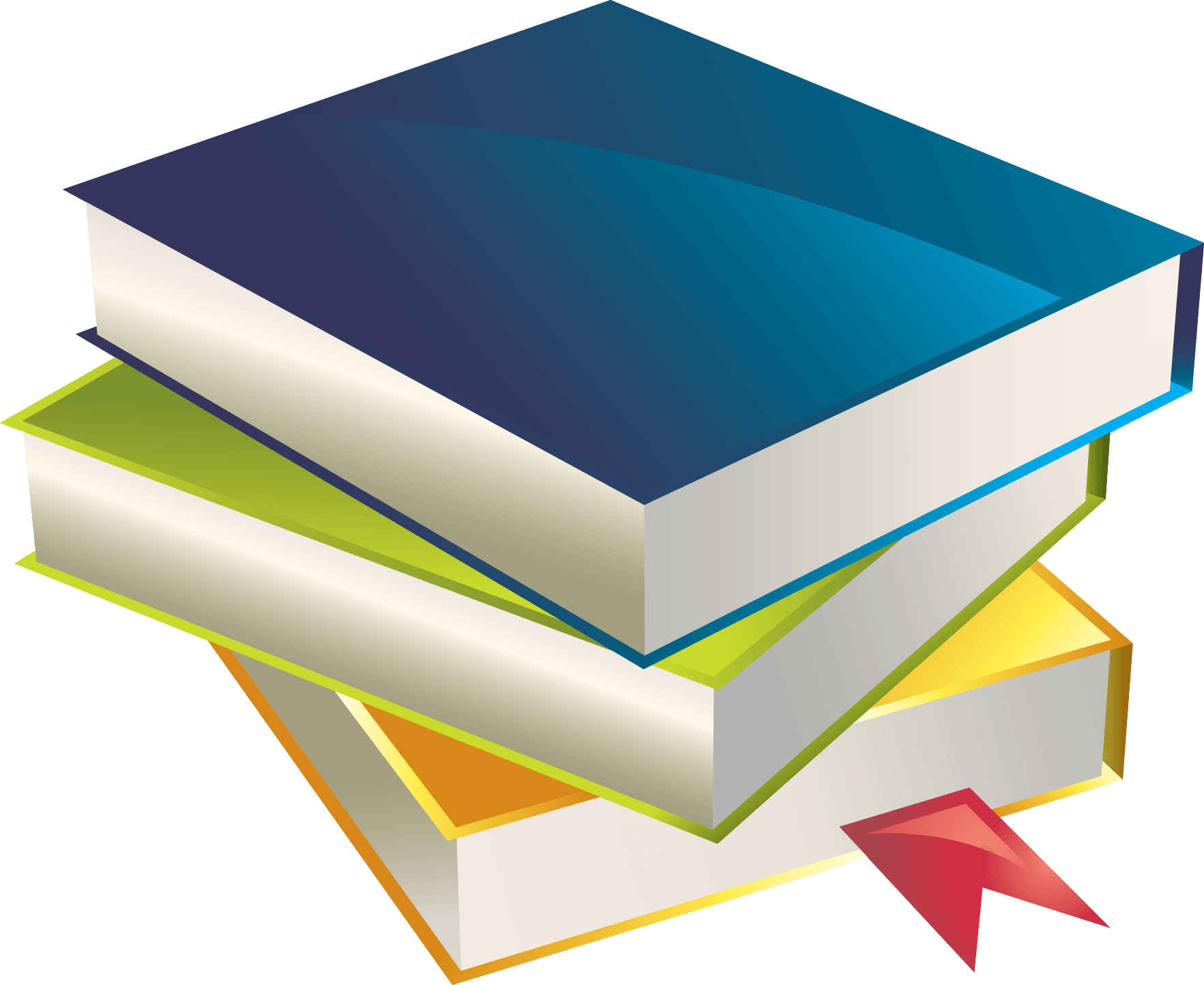 2 Books Png Image.