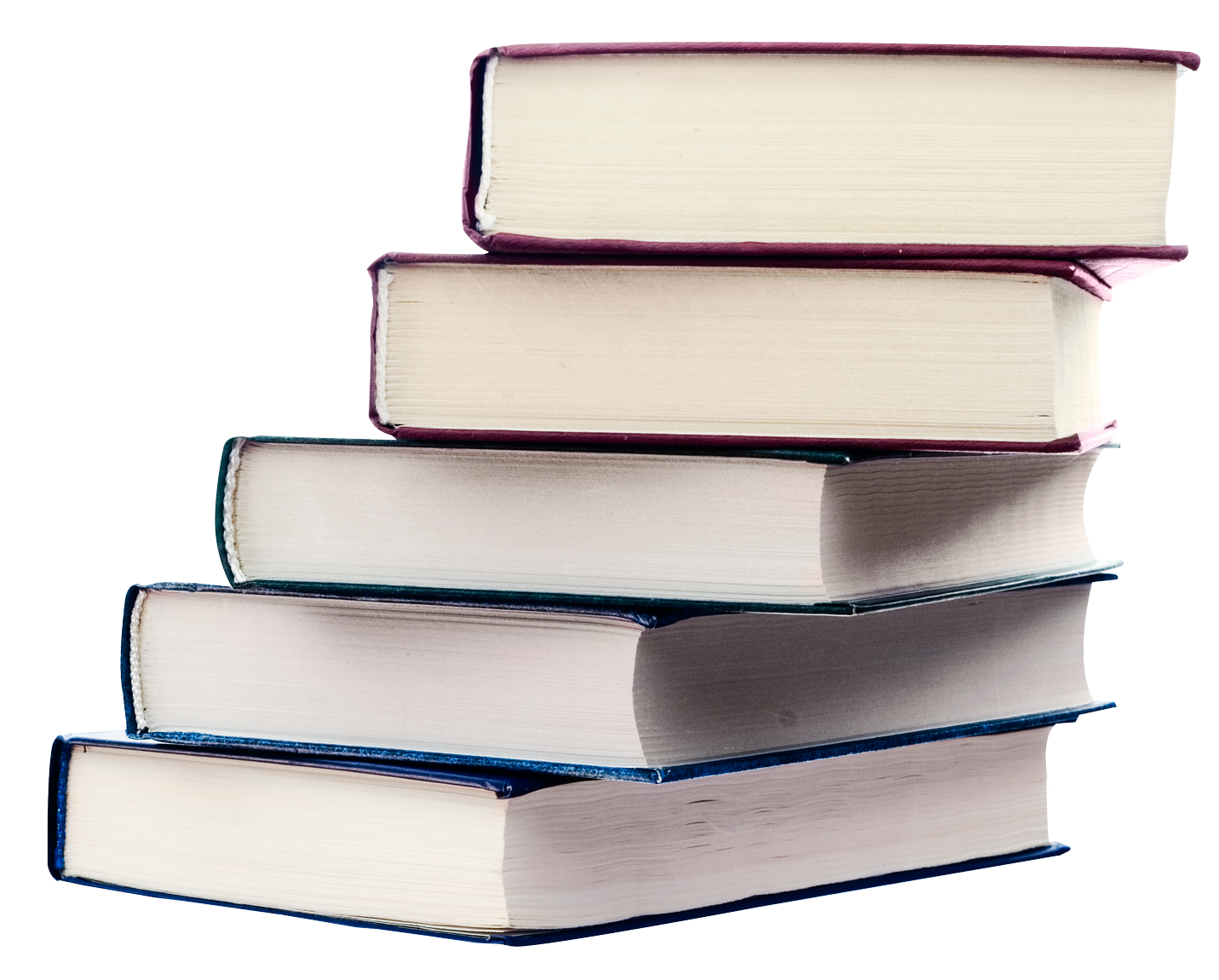 Books PNG Image.