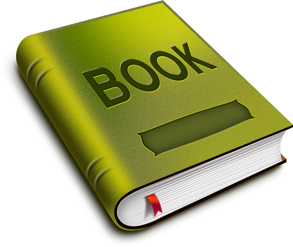 book icon png free download.