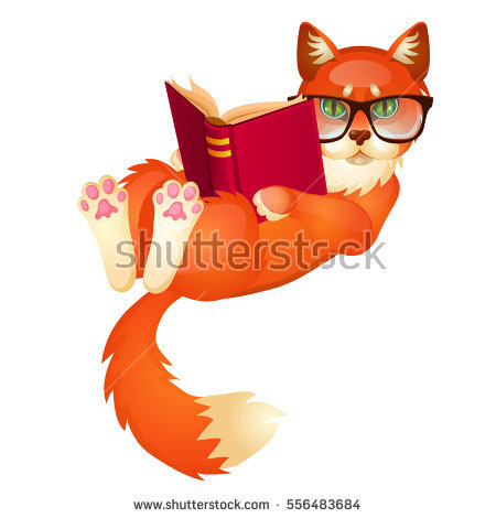 Animated Book Stock Images, Royalty.