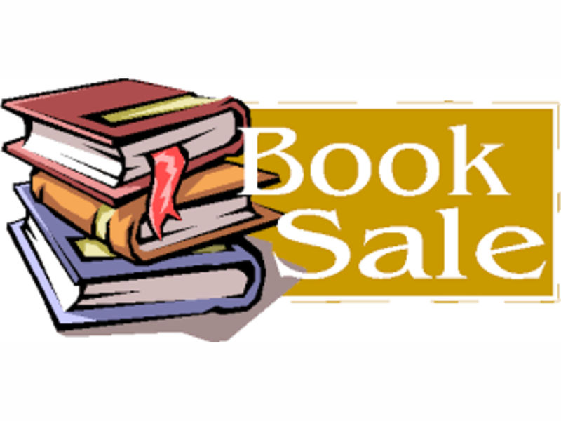 Book sale clipart 3 » Clipart Station.