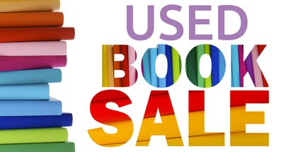 used book sale — Lenox Public Library.