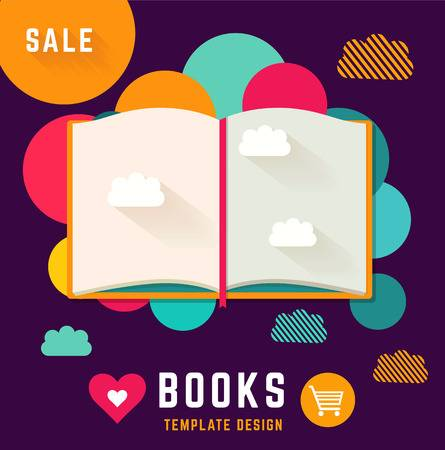 34,034 Book Sale Stock Vector Illustration And Royalty Free Book.