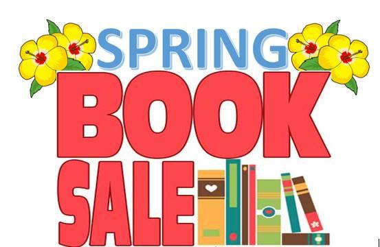 Spring Book Sale @ Caseyville Public Library District Caseyville IL.