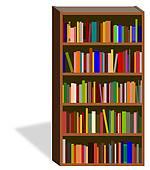 Bookshelf Clip Art and Stock Illustrations. 5,188 bookshelf EPS.