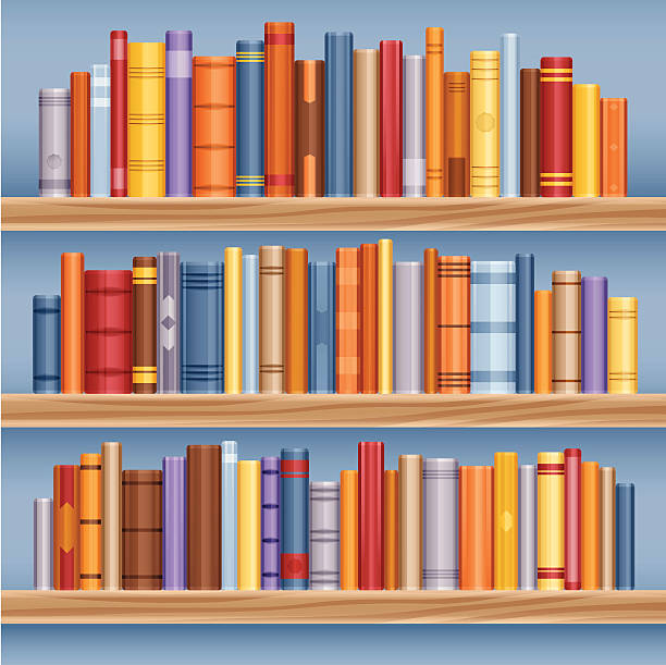 Top 60 Book Spine Clip Art, Vector Graphics and Illustrations.