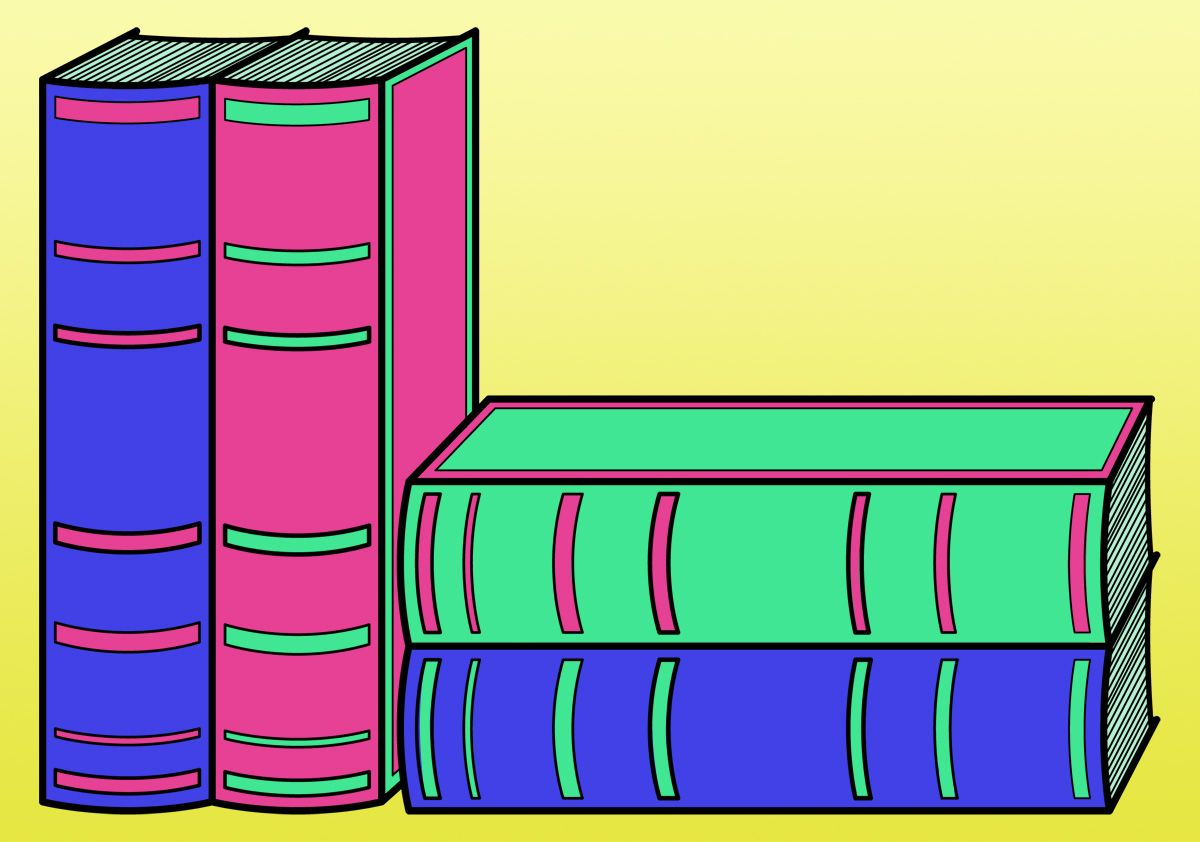 free images of books clip art.