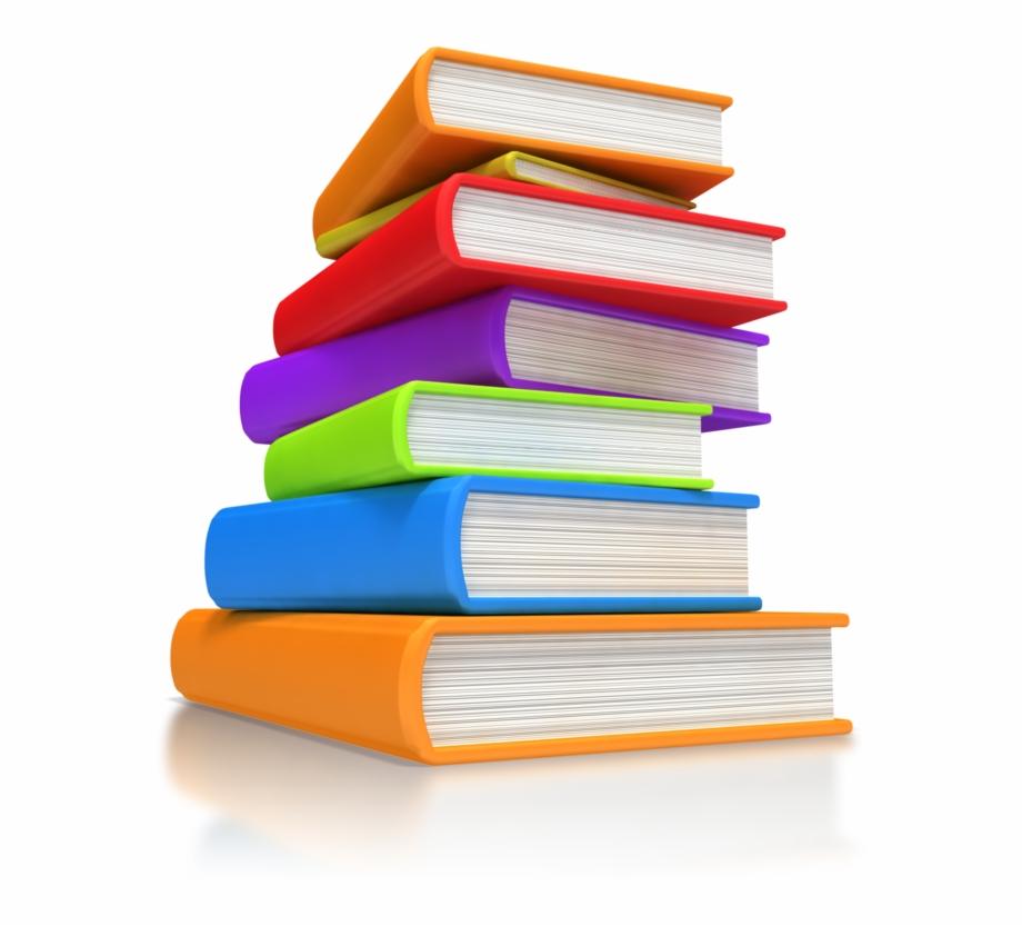 Book Stack Pc 800 Clr.