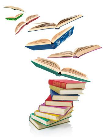 21,265 Stack Of Books Stock Illustrations, Cliparts And Royalty Free.