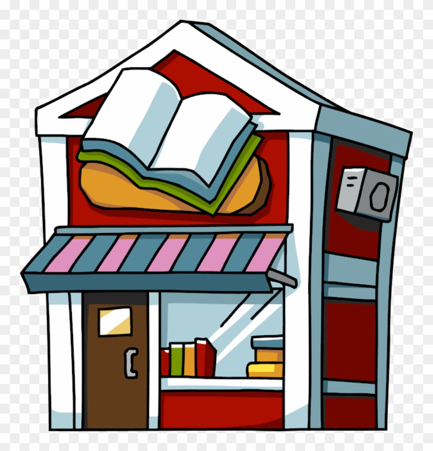 Bookselling Bookshop Clip Art Transprent Png Free.