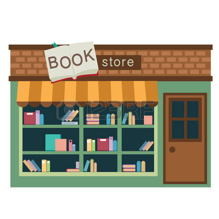 Bookstore clipart 5 » Clipart Station.