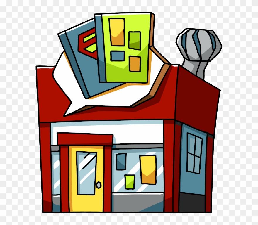 Comic Book Store Png Clipart Comic Book Comics Clip.