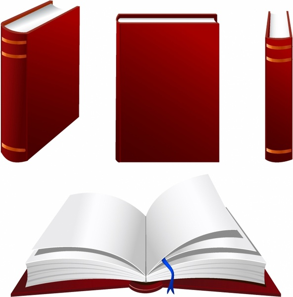 Book free vector download (1,547 Free vector) for commercial use.