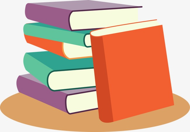 Vector Stack Of Books Vector Stacking Book Png And Vector For Free.
