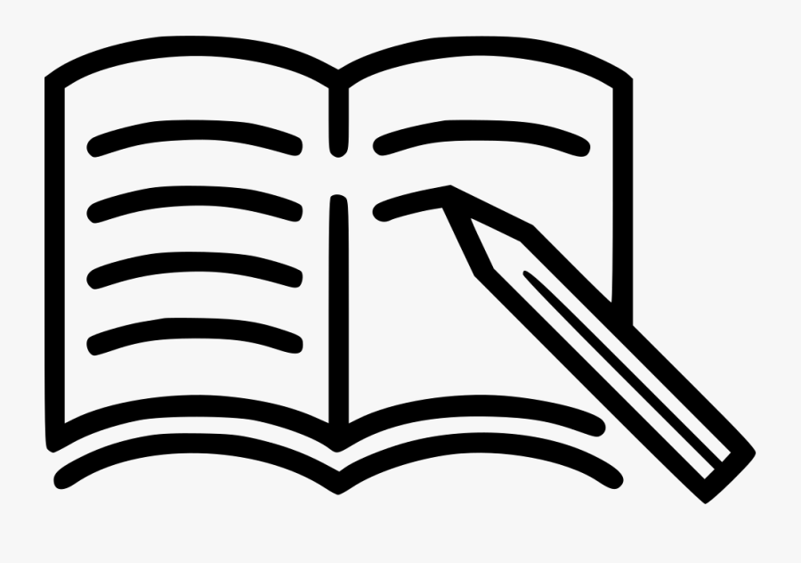 Book And Pen Clipart Png.
