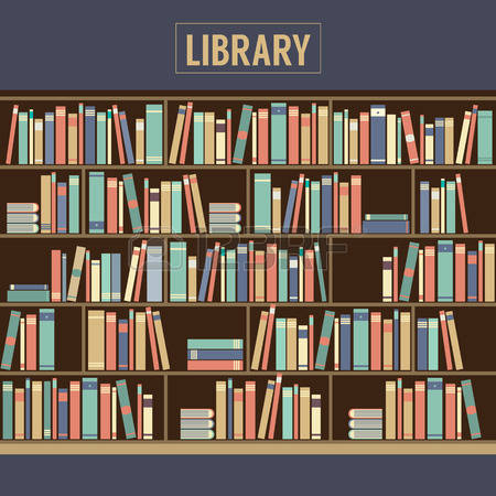 4,512 Bookcase Stock Illustrations, Cliparts And Royalty Free.