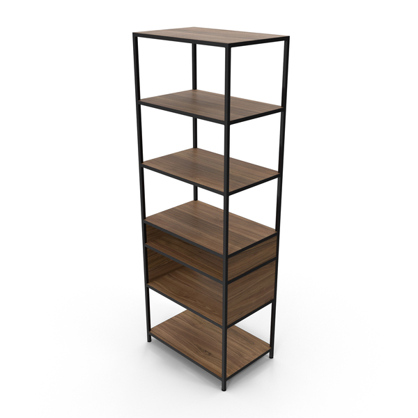 Contemporary Bookcase PNG Images & PSDs for Download.
