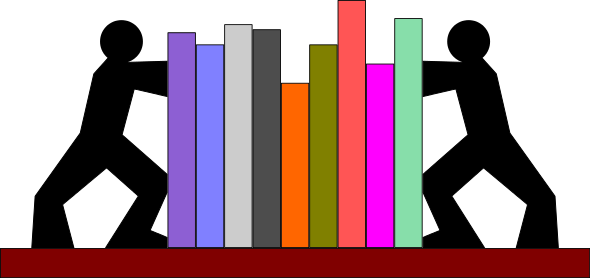 Bookend clipart.