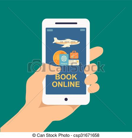 Online ticket booking Illustrations and Clip Art. 1,094 Online.