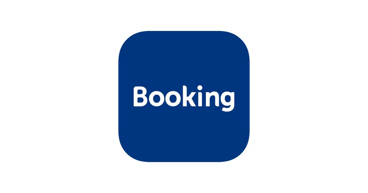 Booking Logo PNG Free Download.