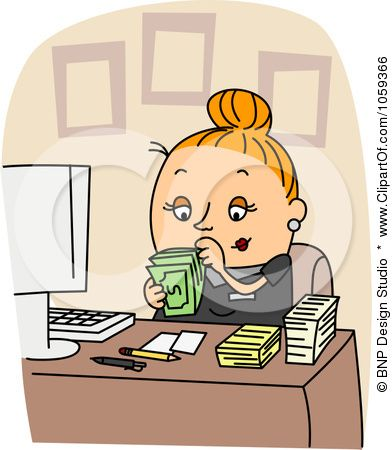bookkeeping clip art.