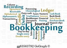 Bookkeeper Clip Art.