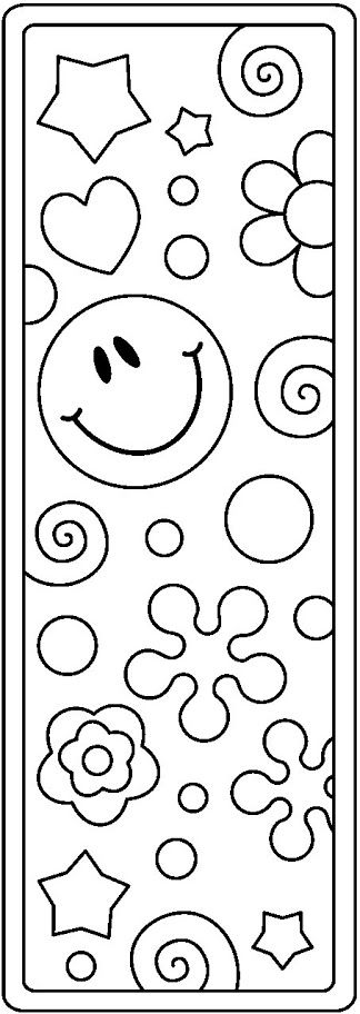 Bookmarks Clipart.